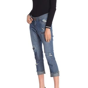 One Teaspoon Lonely Boys Distressed Jeans, 26,
